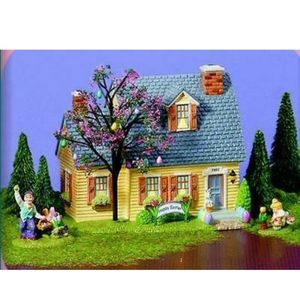 "Dept 56 ""Easter House"""